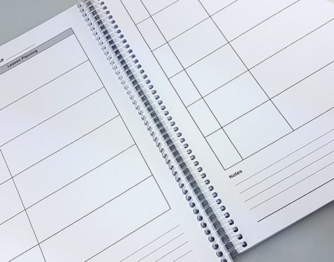 Print For Schools Staff Planners